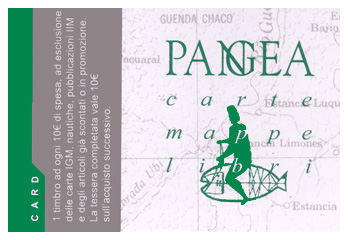 Pangea Card